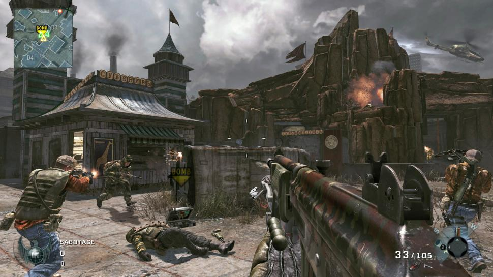 Call of Duty: Black Ops - Activision bestätigt Annihilation Map-Pack Call Of Duty Black Ops Map Packs on