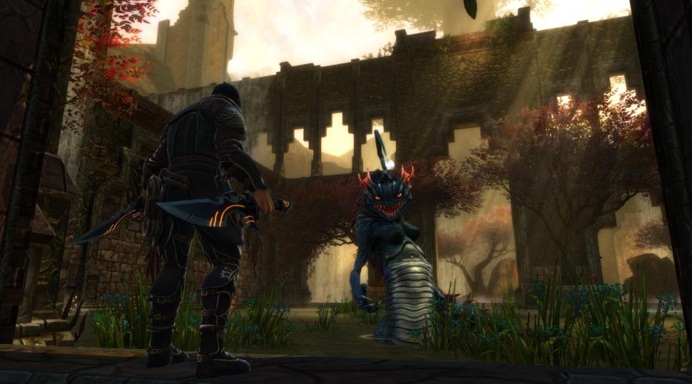 Screenshots aus Kingdoms of Amalur: Reckoning. Das Rollenspiel erschien am 9. Februar 2012. (1)