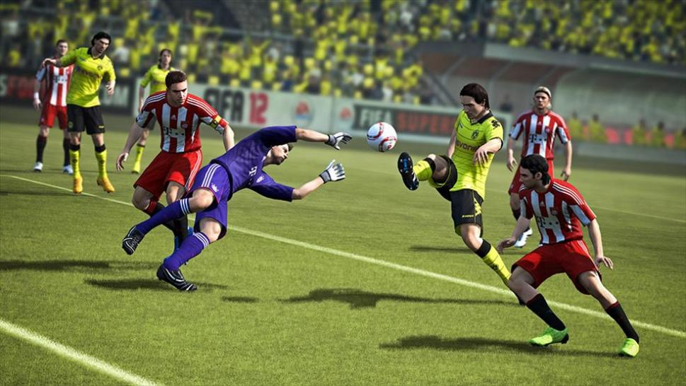 FIFA 12 - Neuer Gameplay-Trailer  (1)
