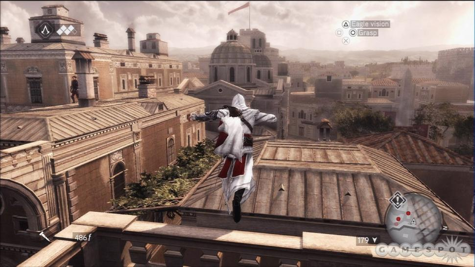 10. Assassins Creed: Brotherhood