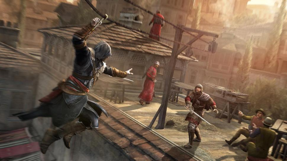 Assassin's Creed: Revelations - Das Action-Adventure erscheint am 15. November 2011. (1)