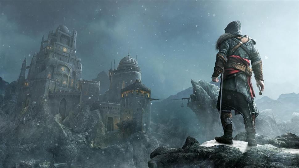 Hier seht ihr Screenshots zu Assassin's Creed Revelations. (1)