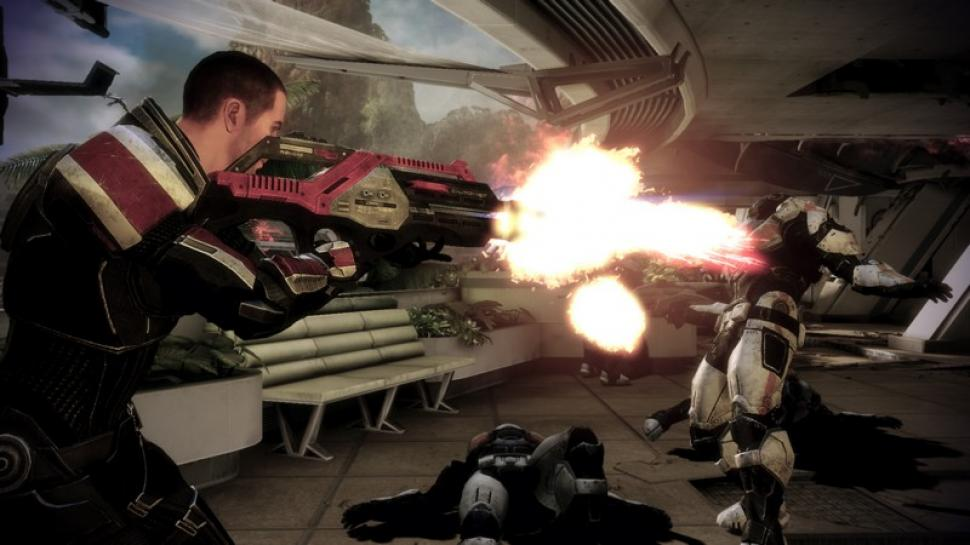 Mass Effect 3: Neues Gameplay-Video zeigt Live-Demo von der Comic Con und Verlosung zum Fast-Pass für die Gamescom von EA angekündigt. (1)