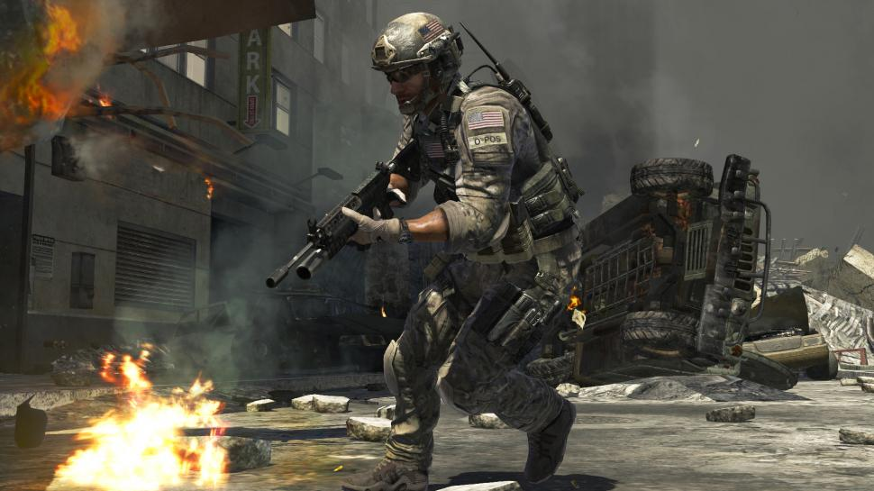 Hier gibt es Screenshots zu Call of Duty: Modern Warfare 3. (1)