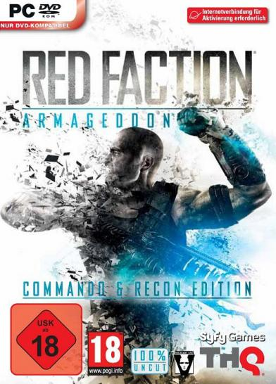 Packshot zu Red Faction: Armageddon