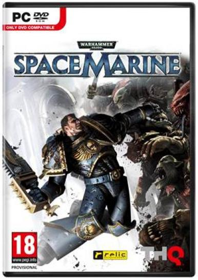 Publisher THQ hat nun die Packshots des kommenden Third-Person-Shooters Warhammer 40k: Space Marine veröffentlicht. Diese sind unterhalb des Artikels zu finden. (1)