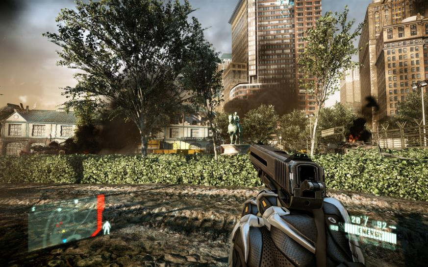 Crysis 2 mit DirectX 11: Screenshot von Neogaf-User X3sphere (3)