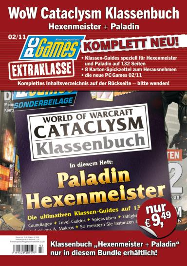 PC Games Extraklasse 2/11: Paladin + Hexenmeister