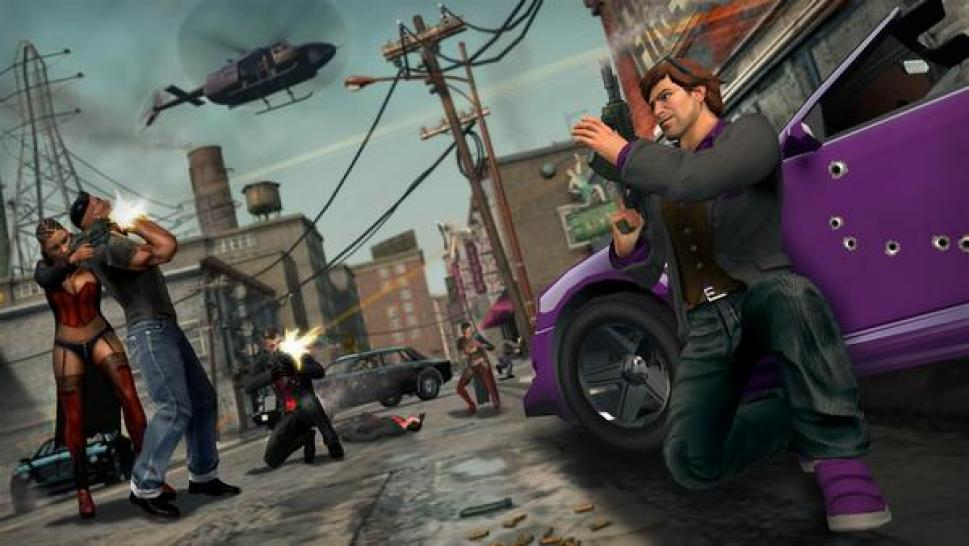 In den ersten Tests schneidet Saints Row: The Third sehr gut ab. (1)