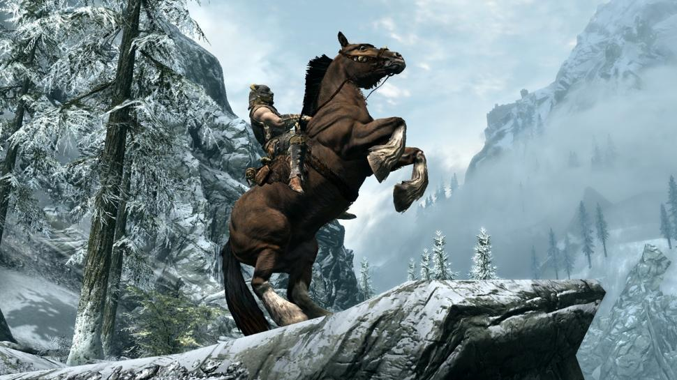 Best Console Game, Best Role Playing Game: The Elder Scrolls 5: Skyrim (PS3, 360, PC)