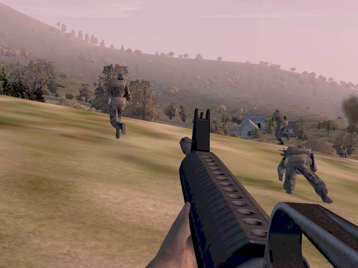 Arma: Cold War Assault (PC) 2011