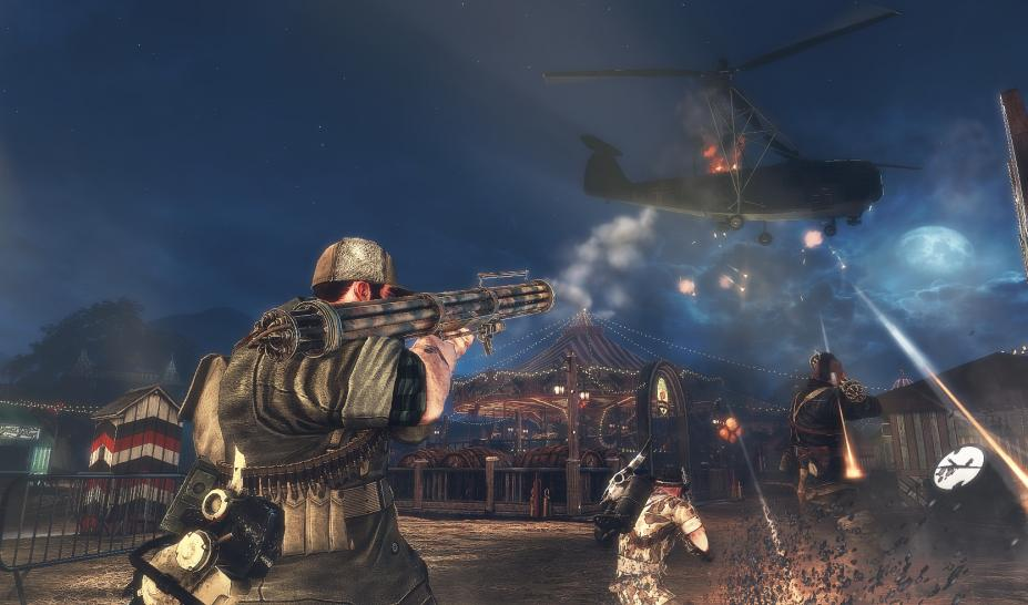 Hier gibt es Screenshots aus Brothers in Arms - Furious 4. (1)