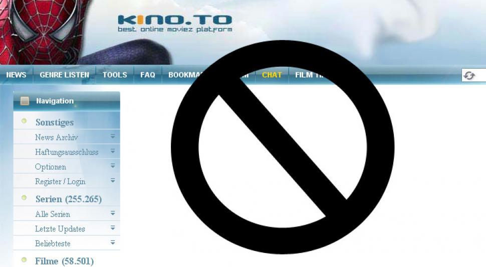 Bilder/Screenshots zu Kinox.to, movie2k.to und Co: Illegale