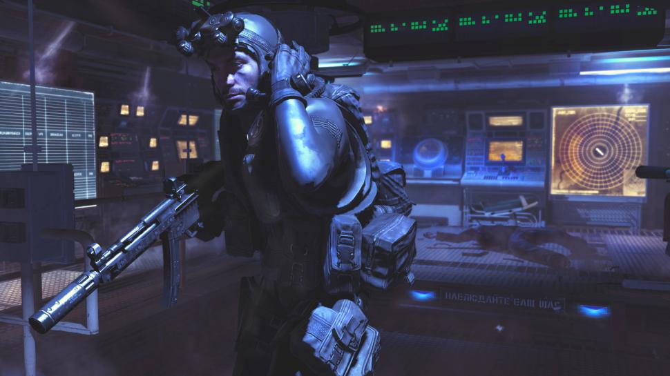 Screenshots zu Call of Duty: Modern Warfare 3. (1)