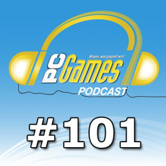 "Der PC Games-Podcast #101 - ""Esoterisch begabt""."