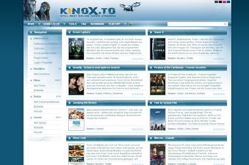 Kinox To Sicher