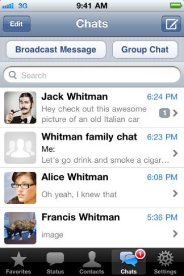 können whatsapp abgefangen werden