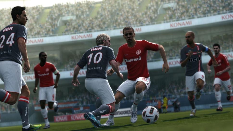 Hier gibt es Screenshots aus Pro Evolution Soccer 2012. (1)