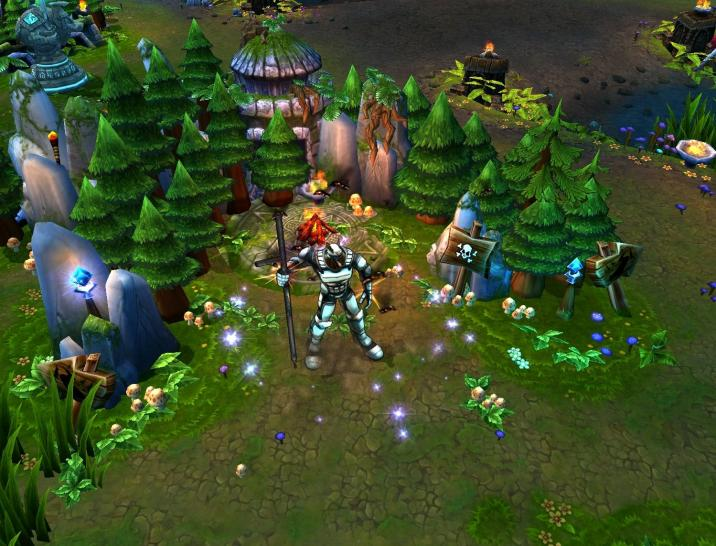 riot games mmo