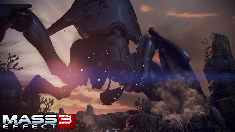 Hier gibt es Screenshots aus Mass Effect 3. (1)