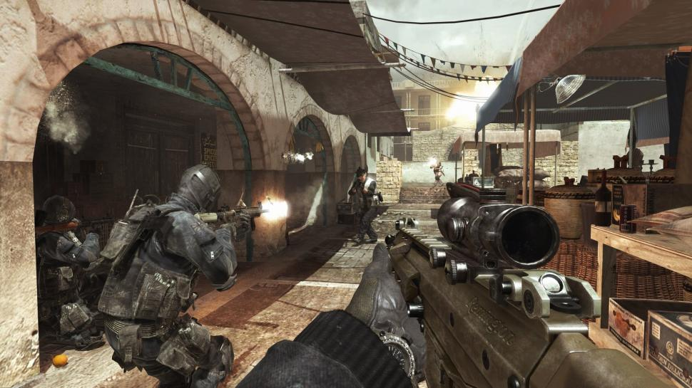 Hier sind aktuelle Screenshots zu Call of Duty: Modern Warfare 3. (1)