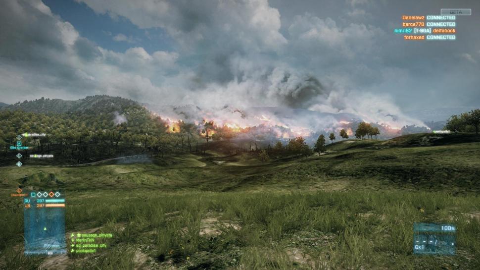 Battlefield 3 Dino. It's Here. : Battlefield3