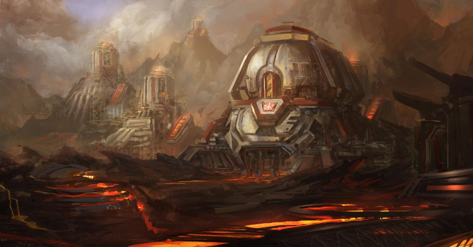 Starcraft 2: Artworks zum neuen Teil Heart of the Swarm. (1)