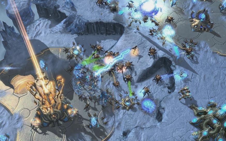 Starcraft 2: Heart of the Swarm - Blizzard hat das spektakuläre Cinematic-Intro veröffentlicht. (1)