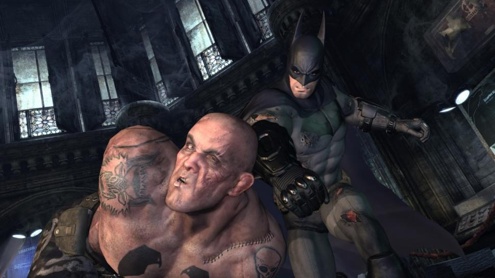 Hier seht ihr Screenshots aus Batman: Arkham City. (1)
