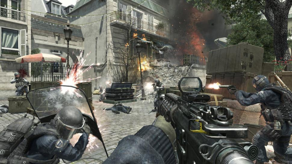 Modern Warfare 3 - der Launch-Event aus London im Live-Stream. (1)