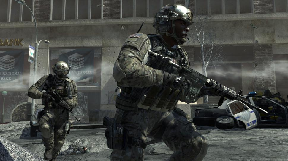 Hier gibt es Screenshots zu Call of Duty: Modern Warfare 3. Der Ego-Shooter kommt am 8. November 2011. (1)