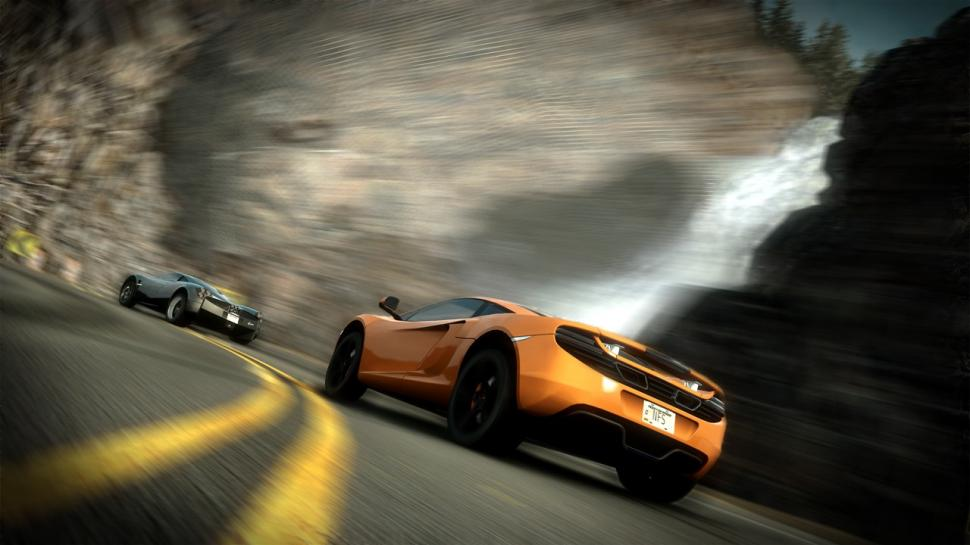 Das sind Screenshots aus Need for Speed: The Run. Das Rennspiel erscheint am 17. November 2011. (1)