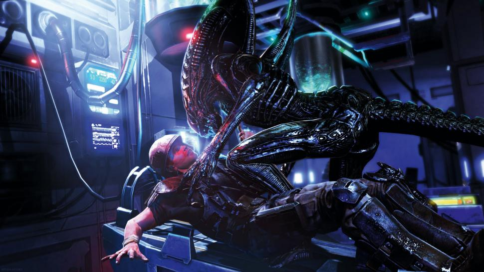 Die neuesten Screenshots zu Aliens: Colonial Marines.  (1)