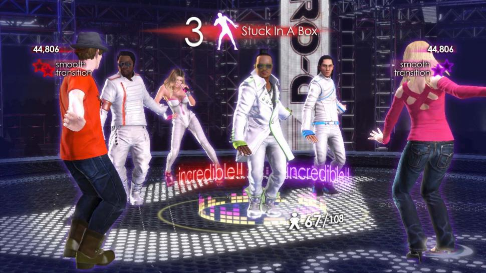 The Black Eyed Peas Experience (Xbox 360) (1)