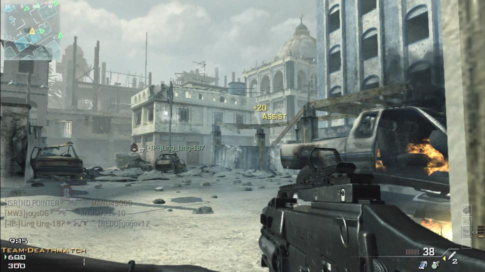 Modern Warfare 3 Alle Multiplayer Maps Im Exklusiven Gameplay Video
