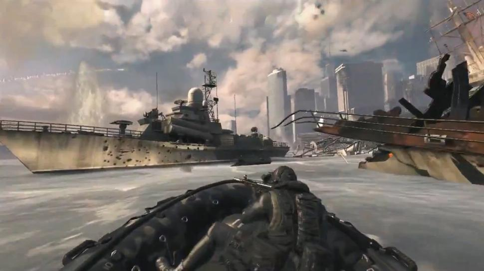 Platz 20: Call of Duty: Modern Warfare 3