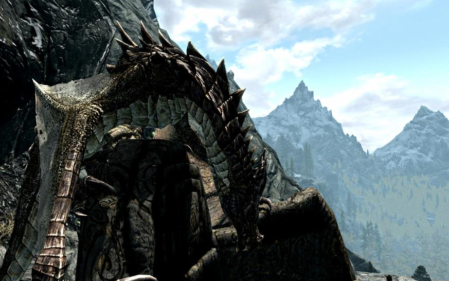 Platz 20: The Elder Scrolls 5 Skyrim
