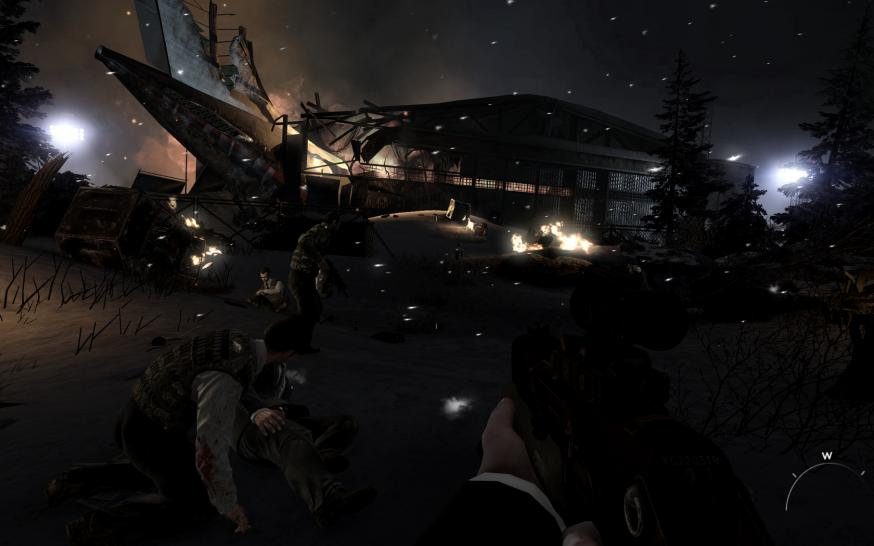 Wir zeigen euch Screenshots aus Call of Duty: Modern Warfare 3. Der Ego-Shooter erschien am 8. November 2011. (1)