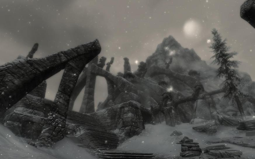 Neue Skyrim-Screenshots der PC Games-Community. (1)