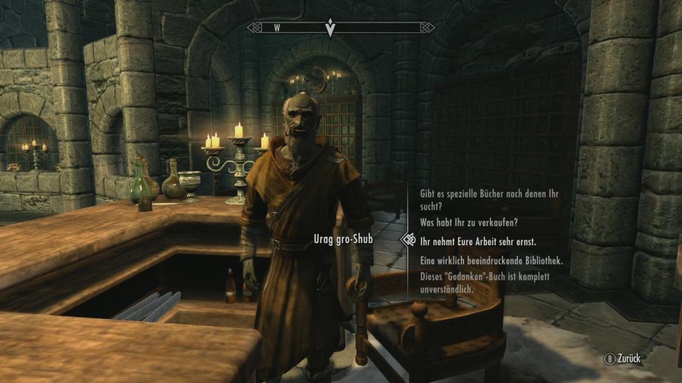 Skyrim: Nvidia veröffentlicht Tuning-Guide - so läuft das