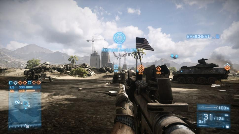 Battlefield 3: Back to Karkand - Gulf of Oman (1)