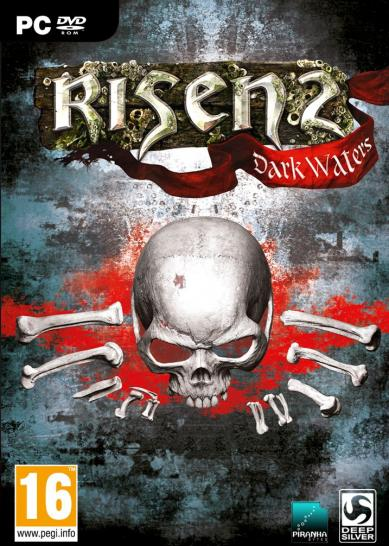 Risen 2 Dark Waters Deutsche  Texte, Untertitel, Menüs Cover