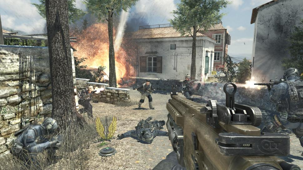 Hier gibt es verschiedene aktuelle Screenshots zu Call of Duty: Modern Warfare 3. Der Ego-Shooter erschien am 8. November 2011. (1)