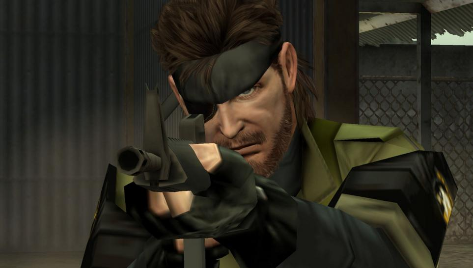 10. Metal Gear Solid HD Collection