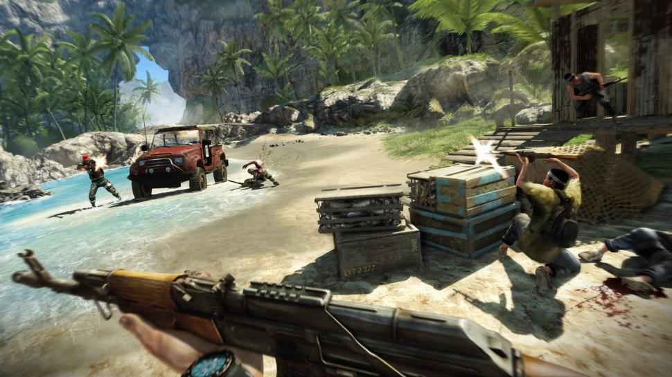 Far Cry 3: Multiplayer wird von Massive Entertainment entwickelt (1)