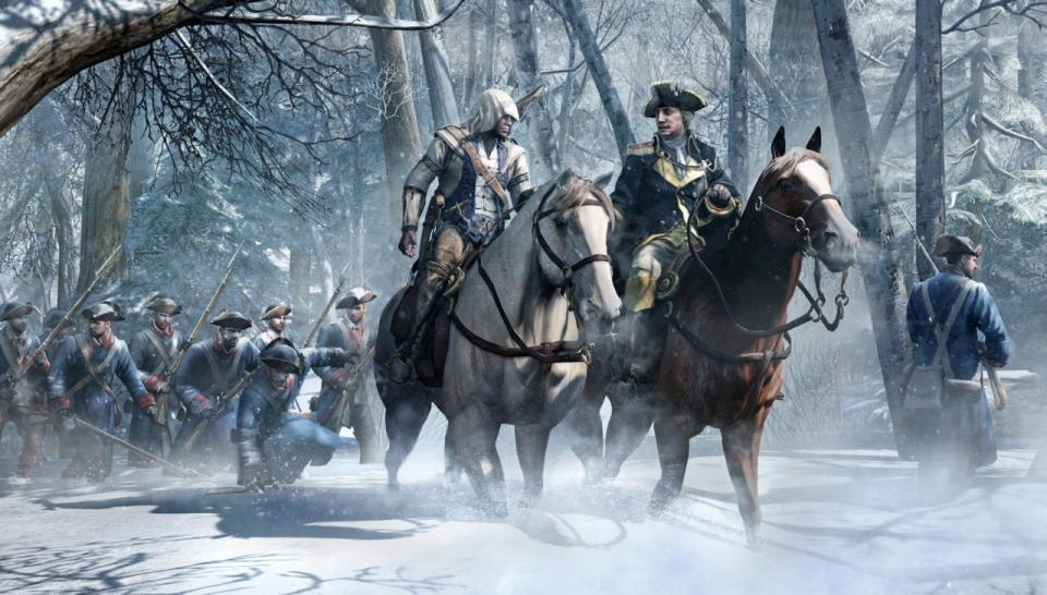 Platz 20: Assassin's Creed 3 (Special-Edition)