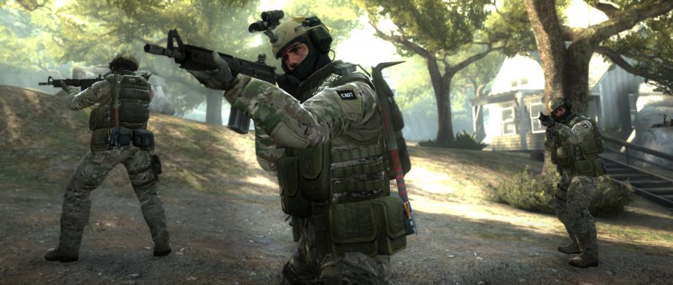 Counter-Strike: Global Offensive im Test von PC Games. (1)