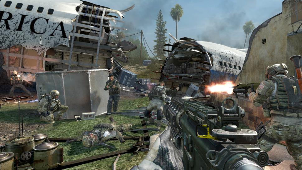 Hier seht ihr einige Screenshots aus Infinity Wards aktuellem Shooter Call of Duty: Modern Warfare 3. (1)