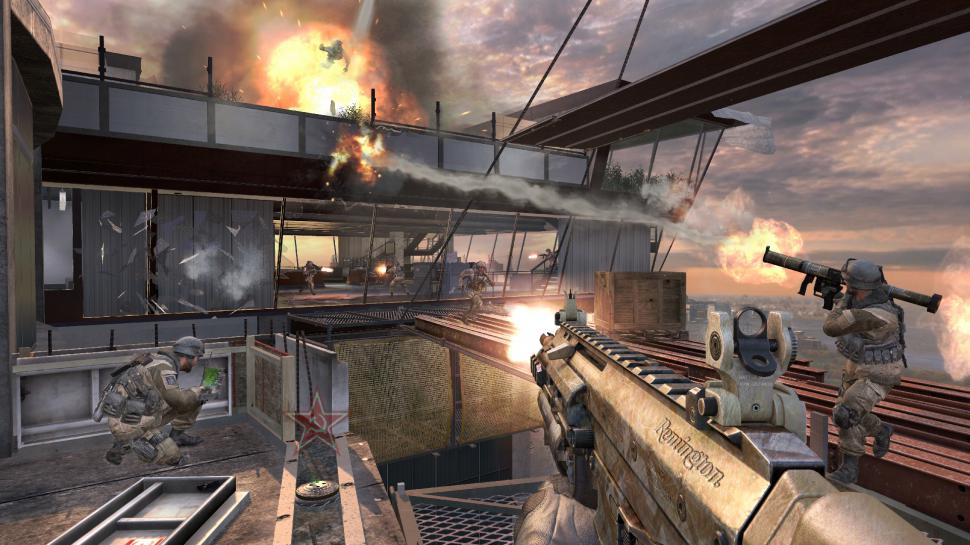 Hier gibt es Screenshots aus Call of Duty: Modern Warfare 3. Das Release-Datum: 8. November 2011. (1)