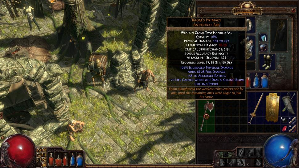path of exile how to start a guild